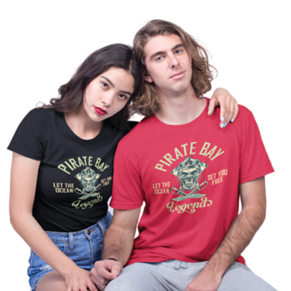 Pirate Bay Legends Unisex T-Shirt