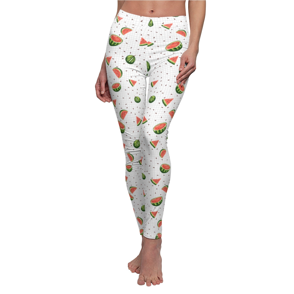 Watermelon Women's Workout Leggings