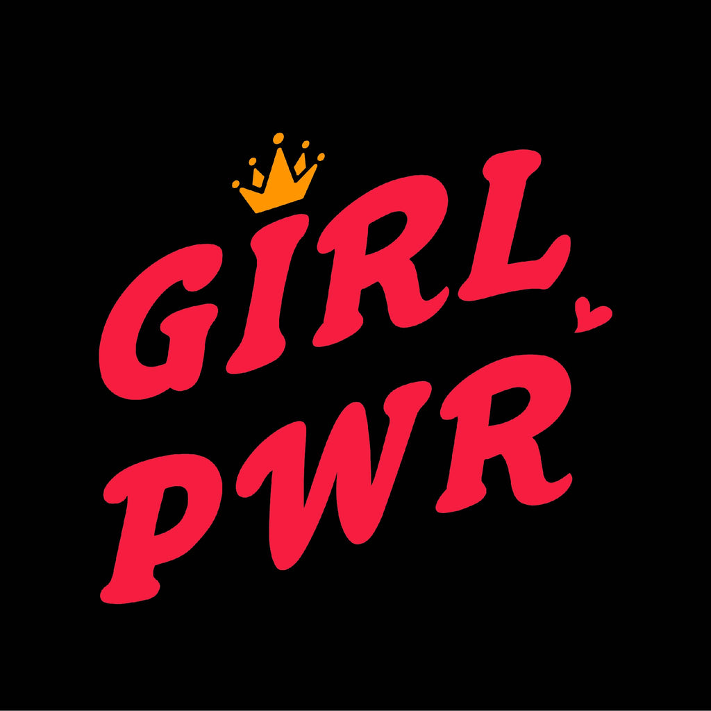 Bold Girl Power Women T-shirt