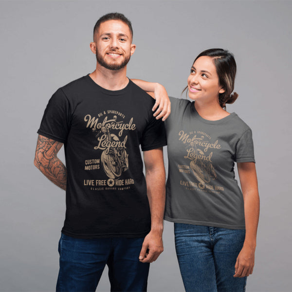 Motorcycle Legend Unisex T-Shirt