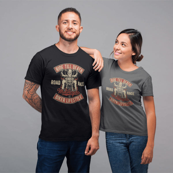 Ride Till Death Unisex T-Shirt