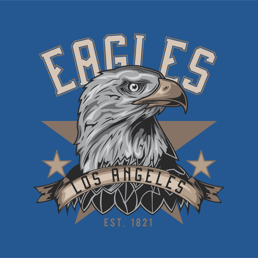 Eagles Los Angeles Unisex T-Shirt