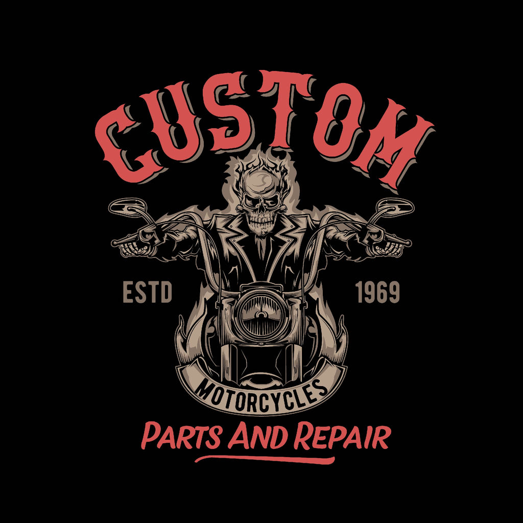 Motorcycle Parts and Repair Unisex T-Shirt