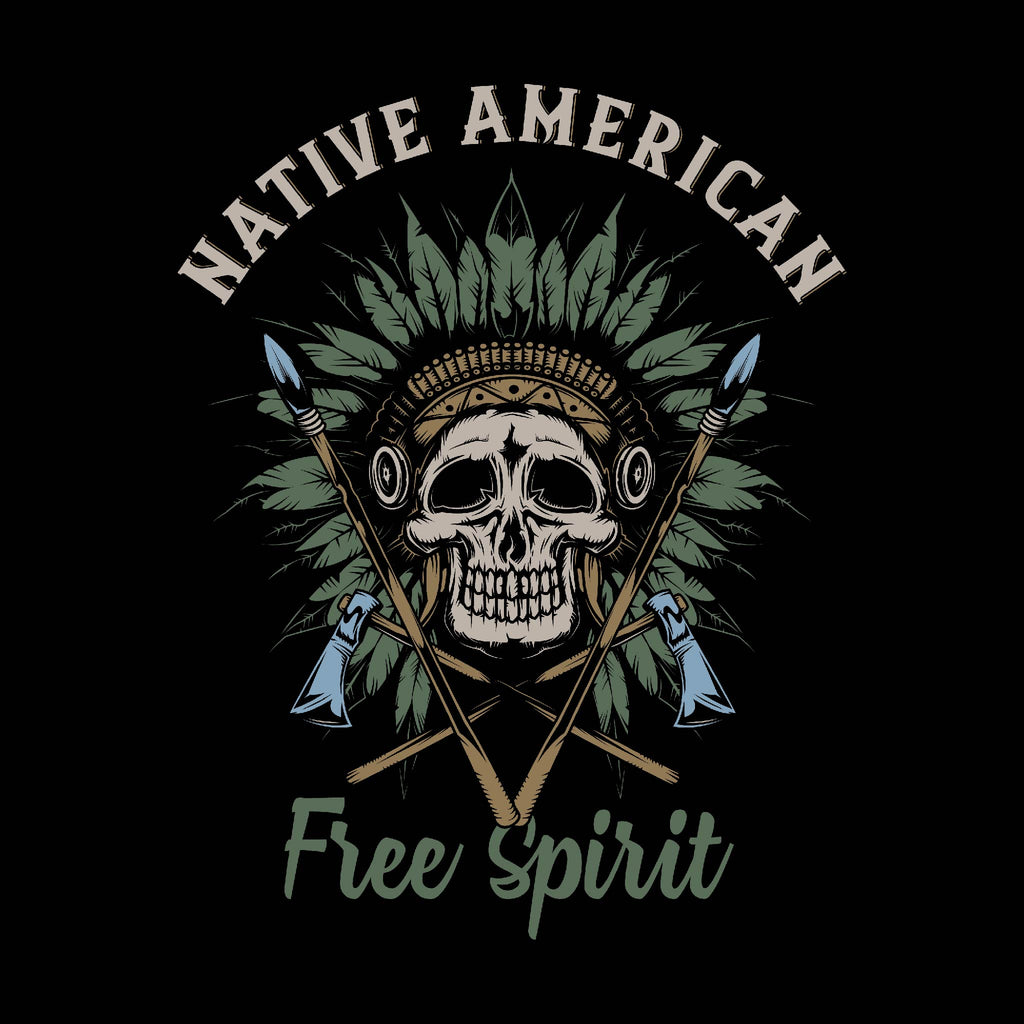 Native American Free Spirit Unisex T-Shirt