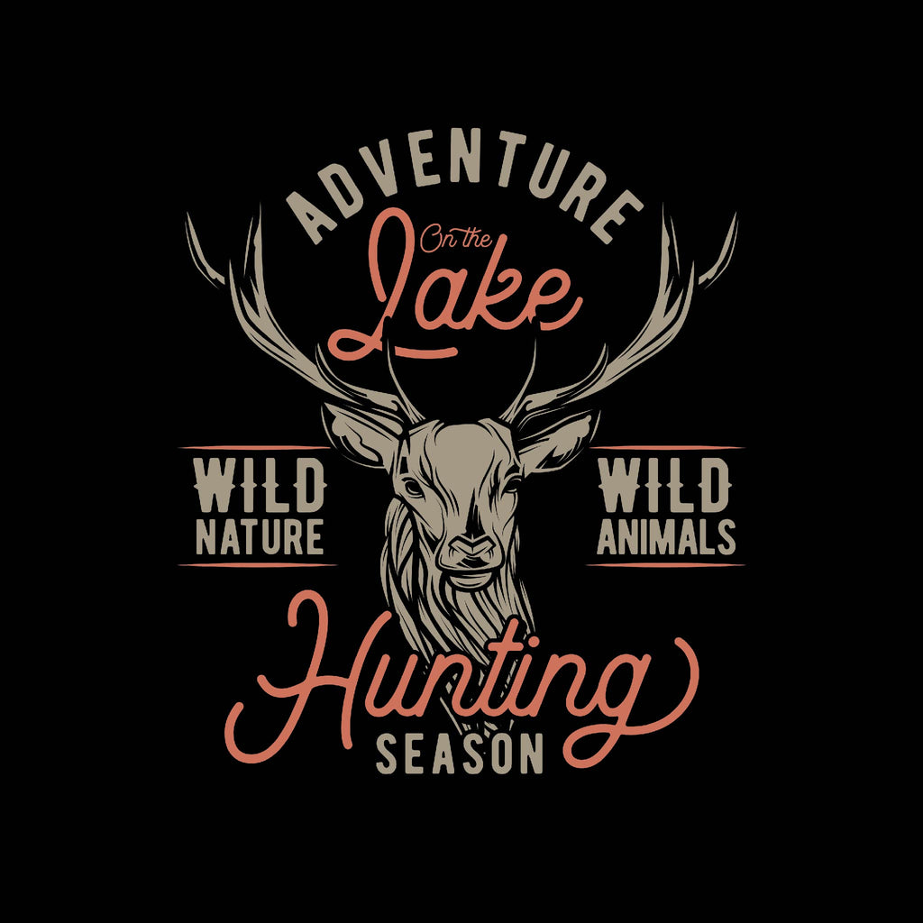 Outdoor Adventure Wild Life Hunting Unisex T-Shirt