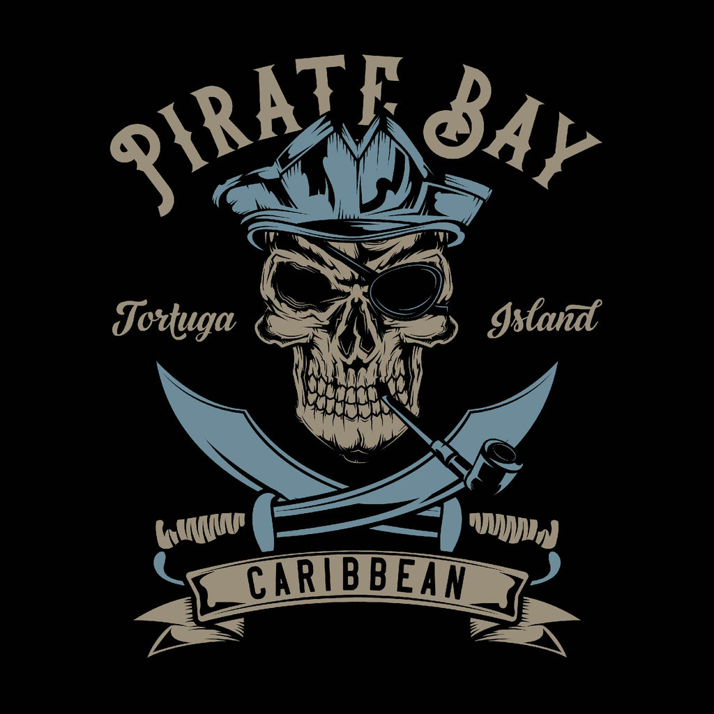 Pirate Bay Caribbean Unisex T-Shirt