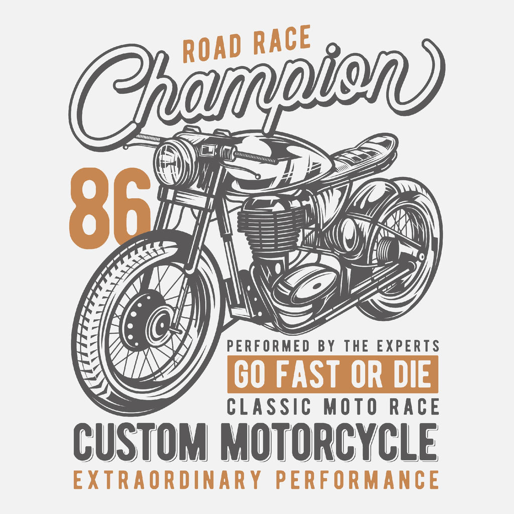 Road Champion Unisex T-Shirt