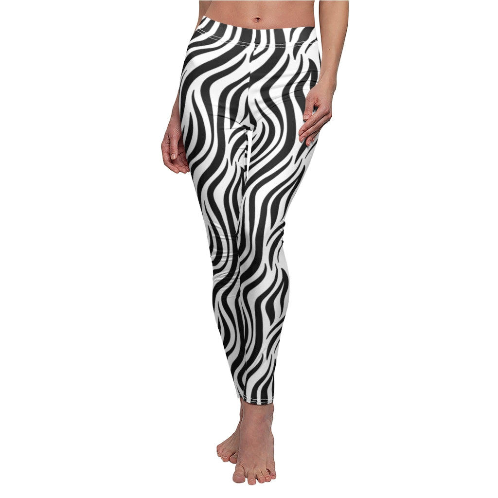 Zebra Women's Yoga Leggings