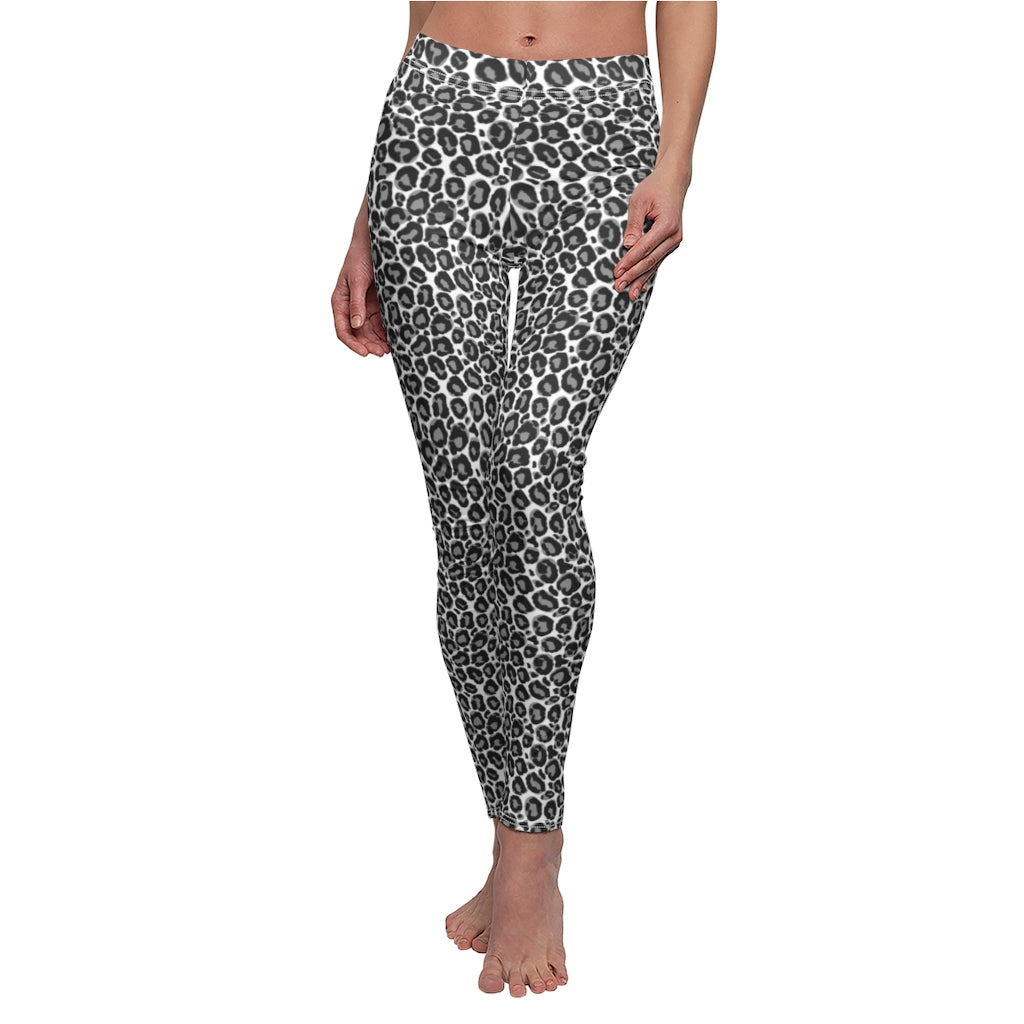 Dark Jaguar Women's Casual Leggings