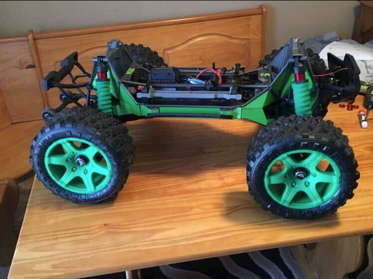 Xmaxx Chassis Wrap