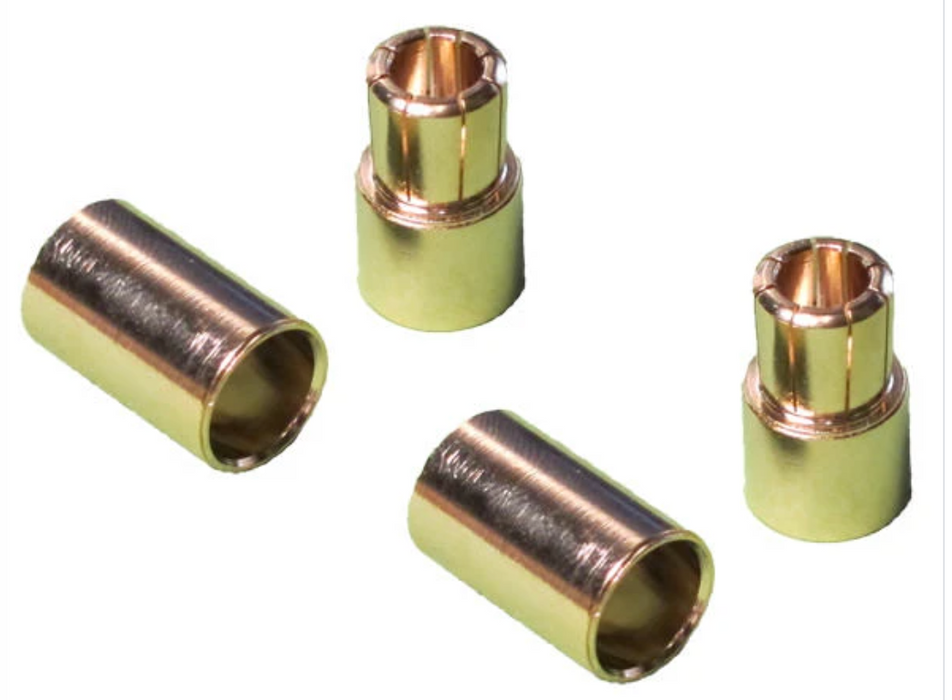 10mm Bullet Connectors