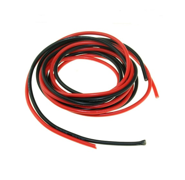 RC Wire 24AWG (40/0.08) OD:1.6 1m