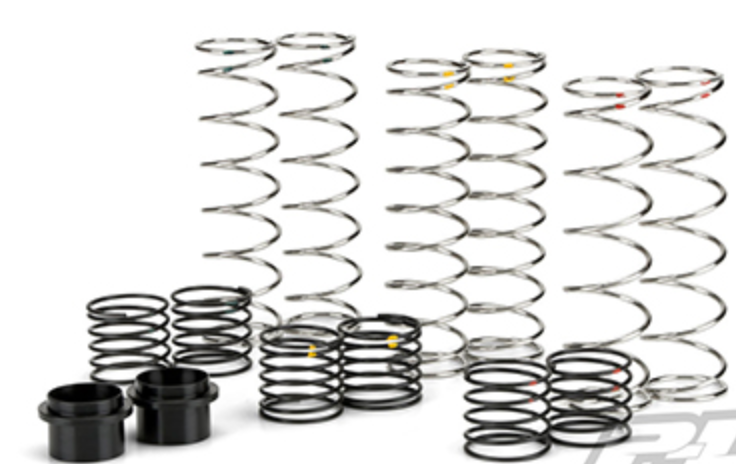 Dual Rate Spring Assortment, for Traxxas X-MAXX