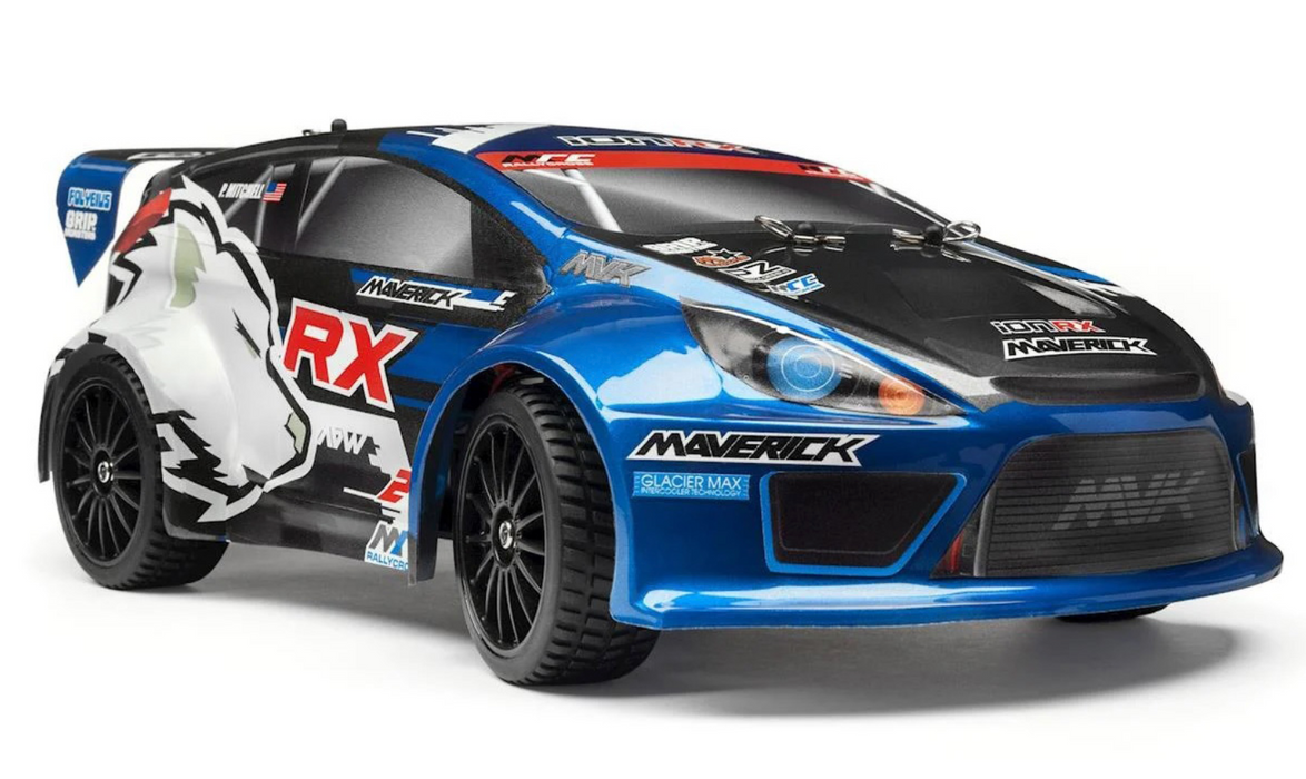 ION RX 1/18 RTR Electric Rally Car
