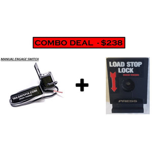 COMBO DEAL - Switch + Load Stop Lock