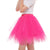 Feitong Women Skirts Vintage Spring Summers Pleated Gauze Short Skirt Pink Adult Tutu Dancing Party Female Skirts Faldas Mujer