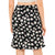 Fashion Womens Side Zipper High Waist Slim Fit Casual Printed Sexy Short Skirt Jupe Femme Skirts Womens Faldas Mujer Moda 2019