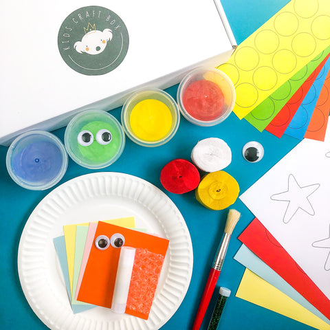 Under The Sea - Kids Craft Box