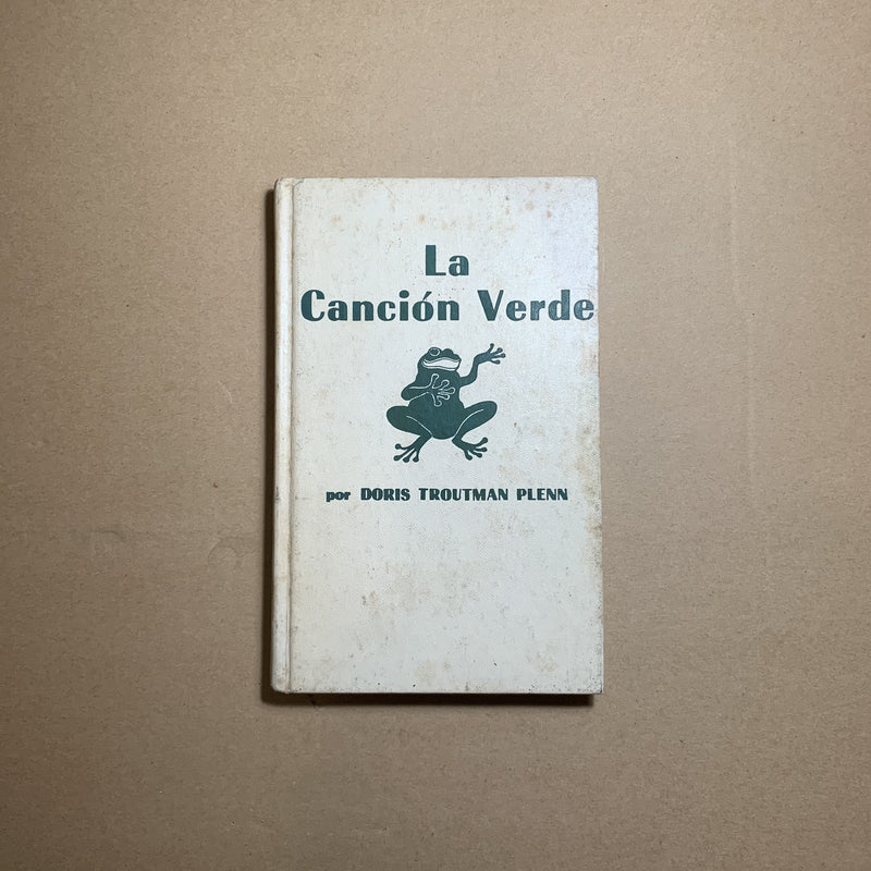 La Canción Verde (Used Book)