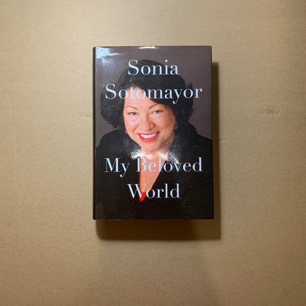 My Beloved World (Used Book)