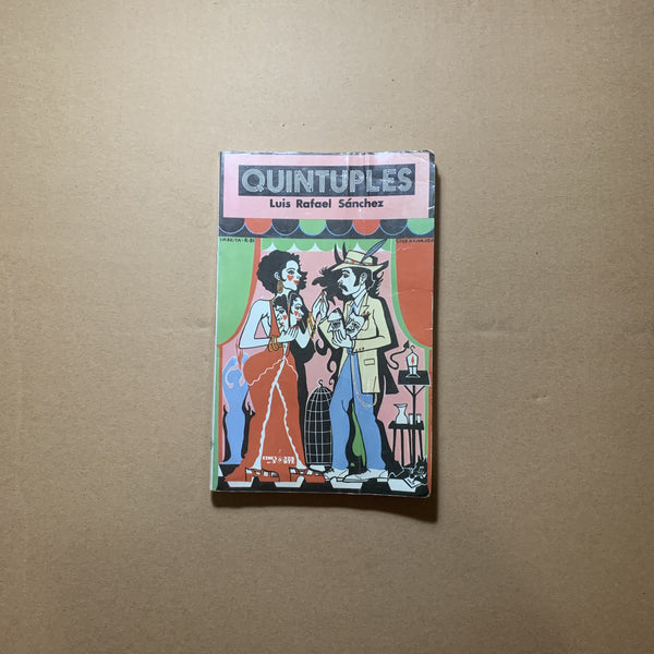 Quintuples (Used Book)