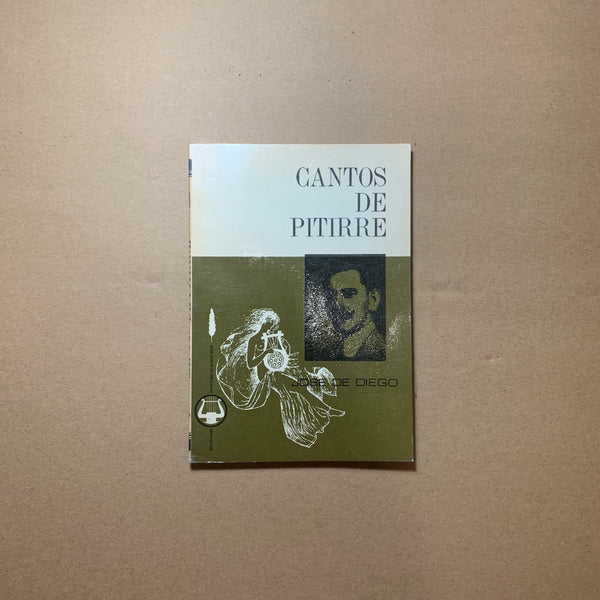Cantos de Pitirre (Used Book)