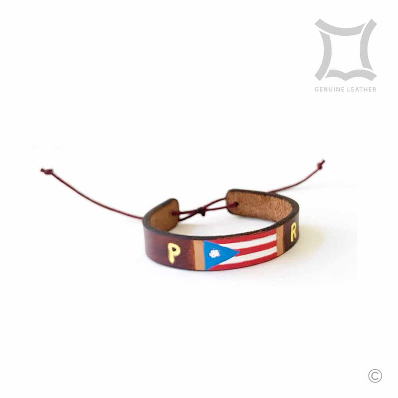 PR Bracelet (Leather Bracelet)