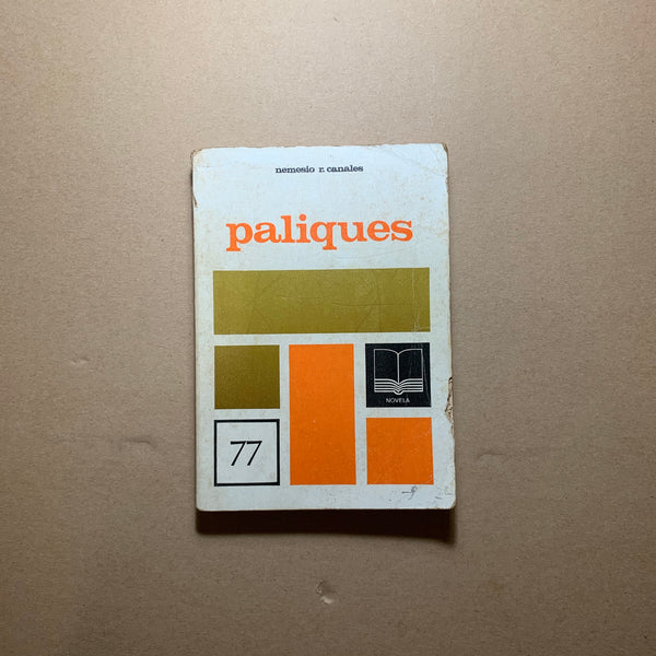 Paliques (Used Book)