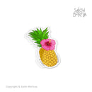 Piña Tropical (Premium Sticker)