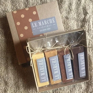 Le Marche 4 Pack of Fudge - le-marche-sassafras