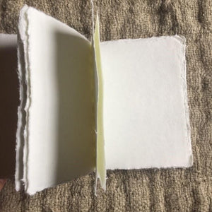 Hand Made Paperless Notebook - Rose - le-marche-sassafras