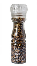 Load image into Gallery viewer, Gold Salt and Black & Gold Pepper - le-marche-sassafras