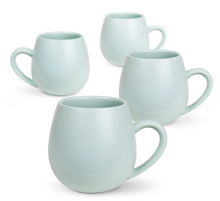 Load image into Gallery viewer, Hug Me Mugs, Eucalyptus - Set of 4