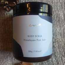 Load image into Gallery viewer, Ena Himalayan Pink Salt Body Scrub