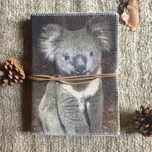 Load image into Gallery viewer, Hand Made Paperless Notebook - Koala
