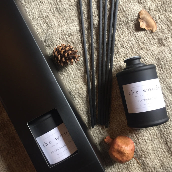 Reed Diffusers - The Woods