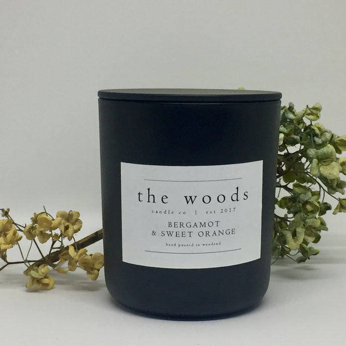 Candles - Bergamot & Sweet Orange