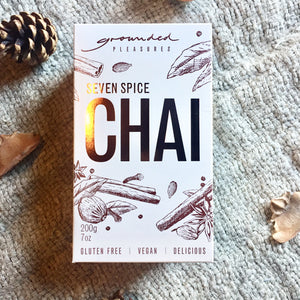 Grounded Pleasures 7 Spice Chai