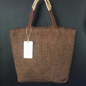 Jute Shopper - Earth