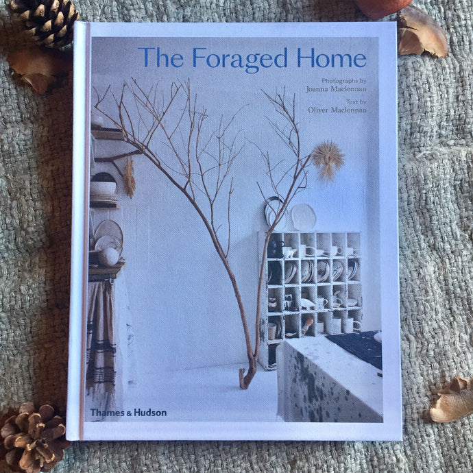 Book - The Foraged Home Book