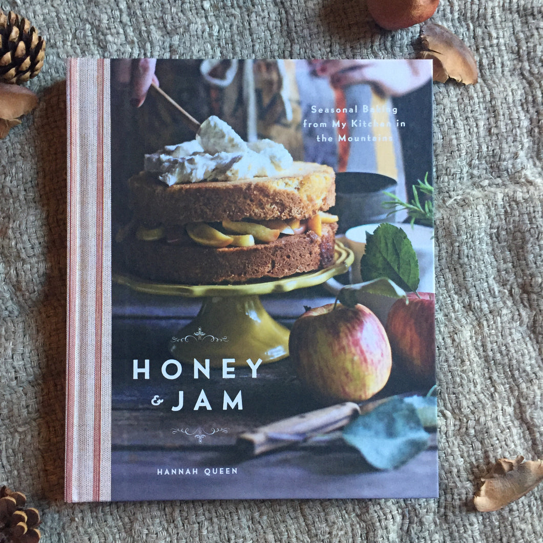 Book - Honey and Jam