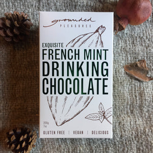 Grounded Pleasures Drinking Chocolate