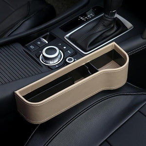 Car Leather Storage Box