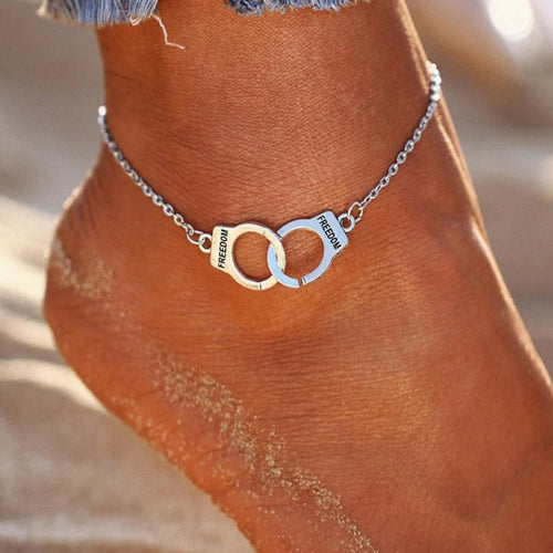 Handcuffs Anklet