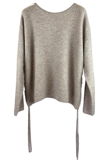 Buzz Cashmere knit