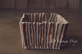 Square Twig Basket