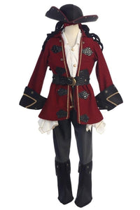 Pirate or Ringmaster Outfit