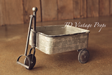 Small Tricycle Cart