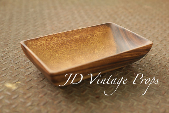 Smooth Rectangular Bowl