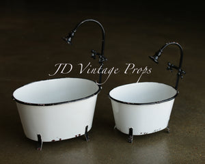 Antique-look Bathtub